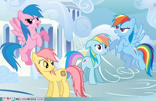 Rainbow Dash Generations