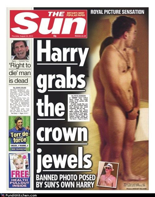"Stay Classy, ""The Sun"""