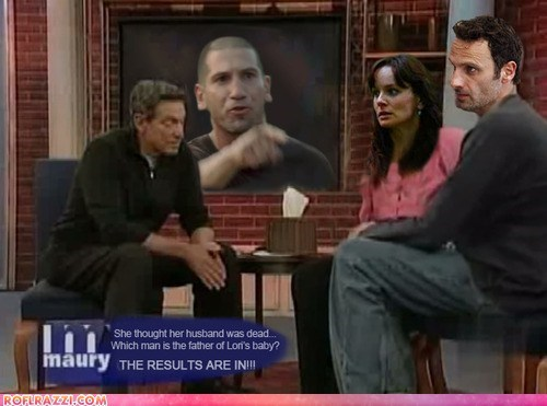 Maury Povich: The Walking Dead Edition