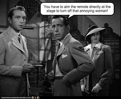 actor,casablanca,celeb,funny,humphrey bogart,ingrid bergman,Movie,paul henreid