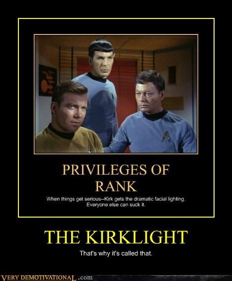 kirk,spotlight,Star Trek,TV