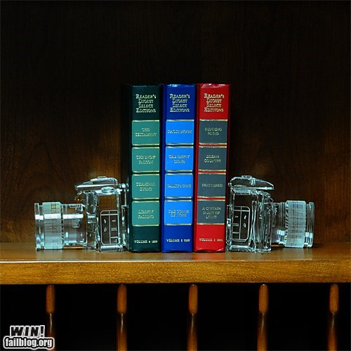 bookend,camera,design,glass