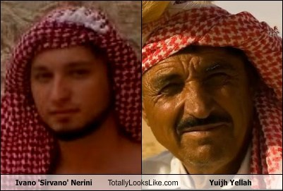 Ivano 'Sirvano' Nerini Totally Looks Like Yuijh Yellah