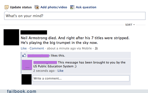 billie joe armstrong,Lance Armstrong,louis armstrong,neil armstrong