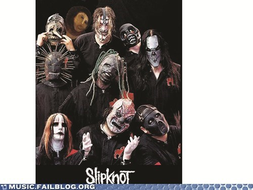 The Newest Member of Slipknot