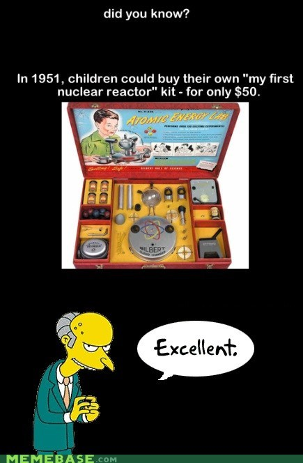 did you know,excellent,nuclear reactor,the simpsons