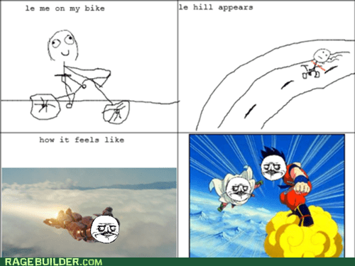 bike riding,me gusta