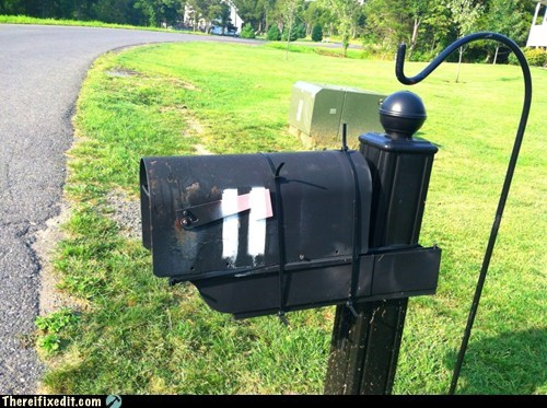 Frankenmailbox