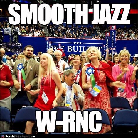dancing,radio,smooth jazz,white people