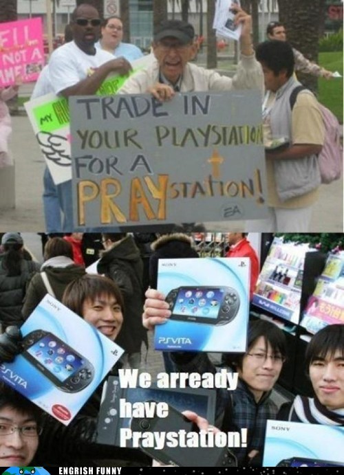 Praise Be to Vita-us!