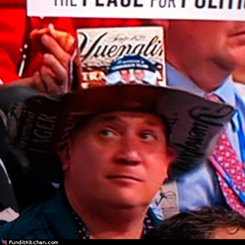 Best Part of RNC So Far?