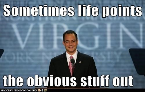 life,obvious,Reince Priebus,rnc,virgin