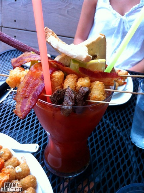 Bloody Mary WIN