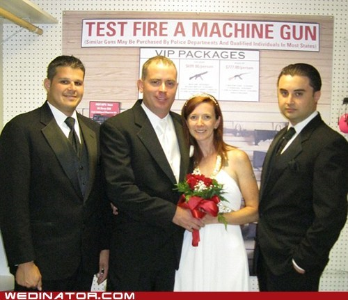 Shotgun Weddings to the Extreme