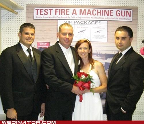 Shotgun Weddings to the Extreme