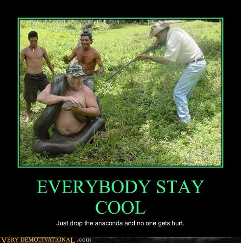 EVERYBODY STAY COOL