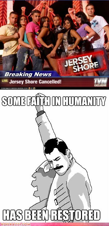 Jersey Shore Canceled? Best News of the Year!