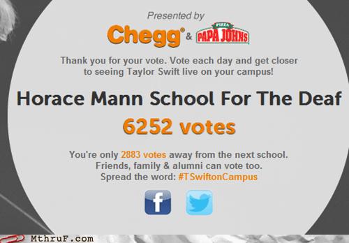 b,4chan,chegg,horace mann,horace mann school for th,papa johns,taylor swift