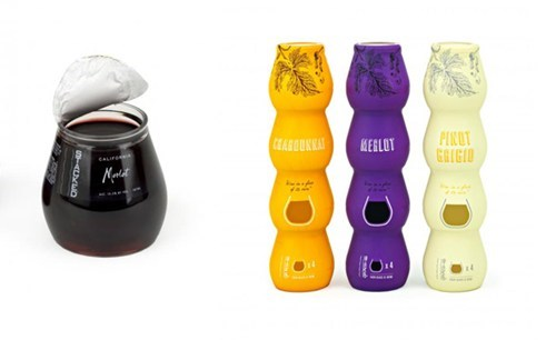 Stackable Wine Snack Packs of the Day