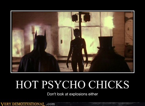 HOT PSYCHO CHICKS