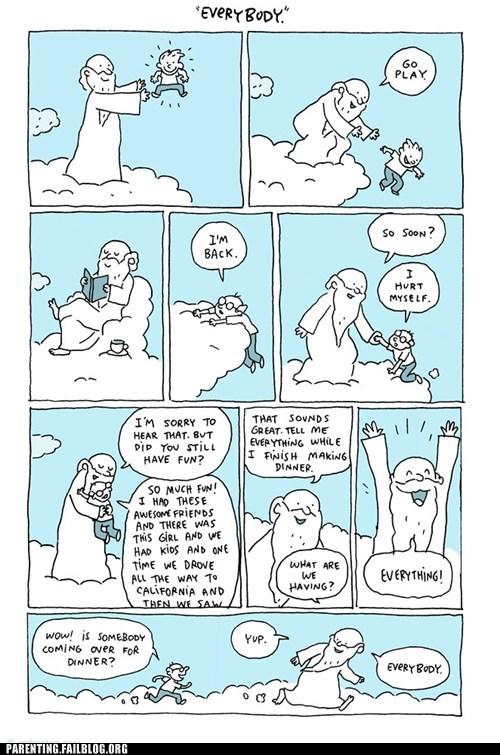 comic,god,life