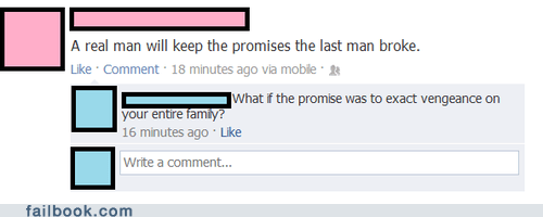 A Promise Worth Breaking