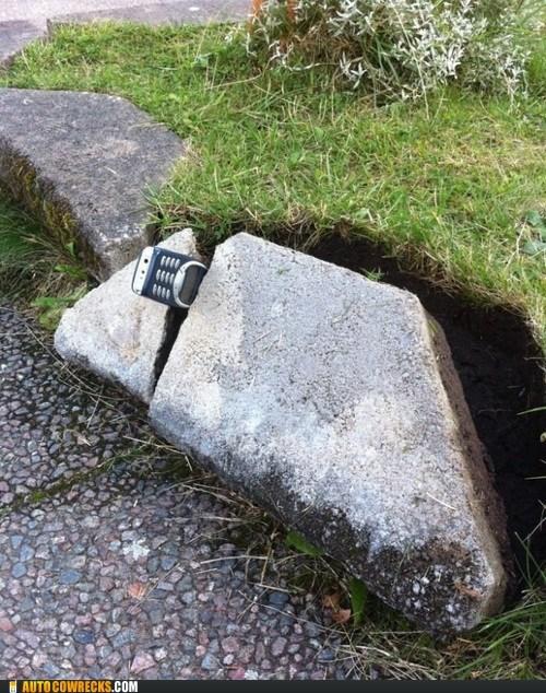 king arthur,nokia,phone in the stone