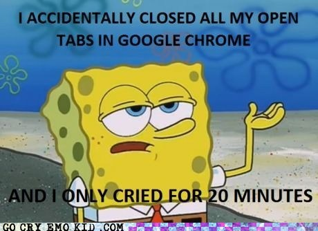 Twenty Minutes Per Tab That Is