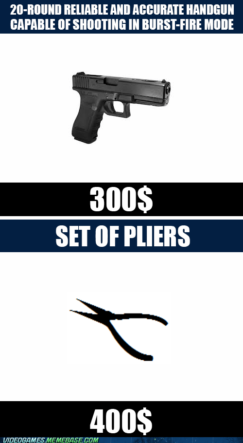 Counter Strike: Global Offensive Logic