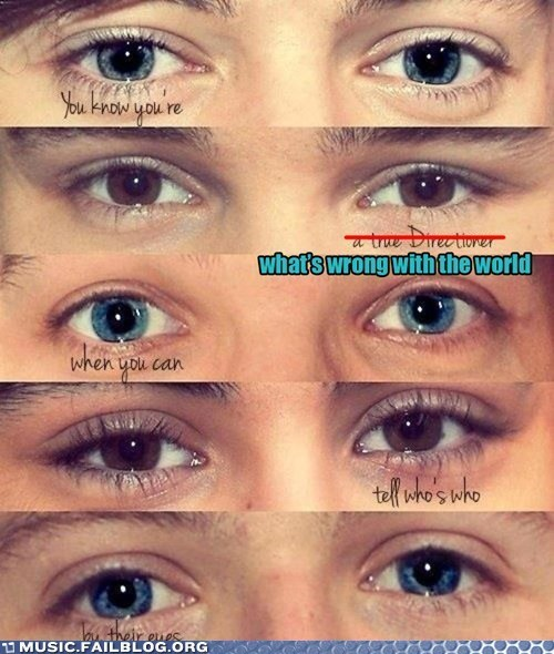 eyes,one direction