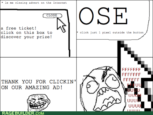 Rage Comics: One Pixel