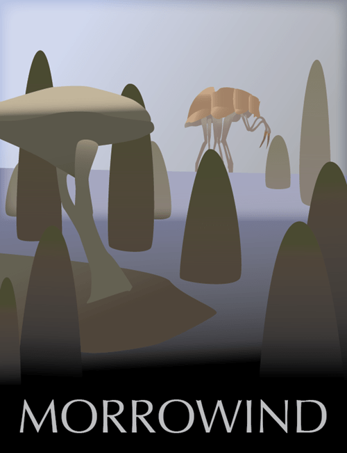Visit the Glorious Morrowind!
