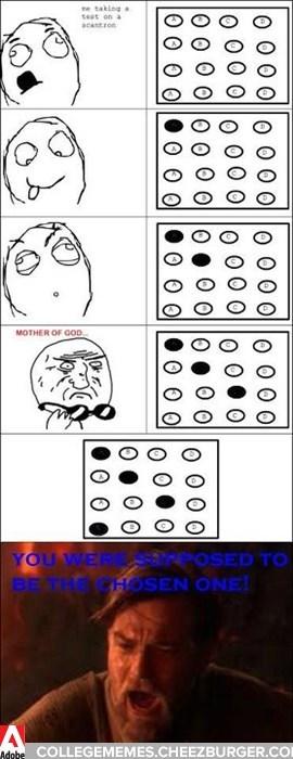 OCD Test Taking