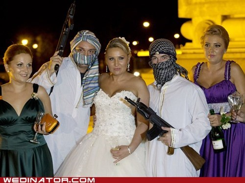 Romanian Faux Kidnapping Weddings