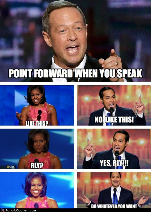 How to Speak at the DNC