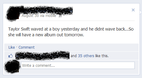 Failbook: Was His Name John Mayer By Any Chance?