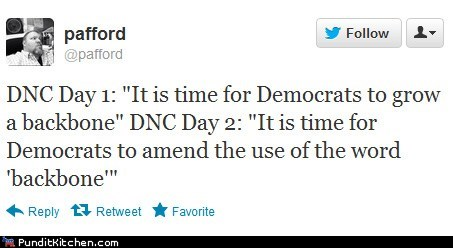 That's the DNC I Know