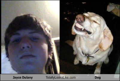 Jayce Dulany Totally Looks Like Dog