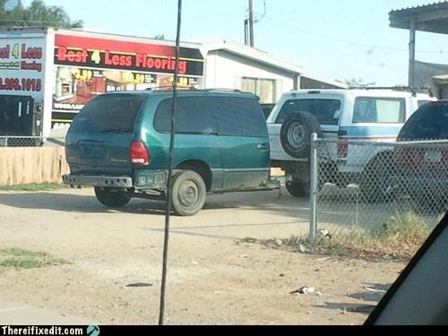 Trailer Level: Minivan