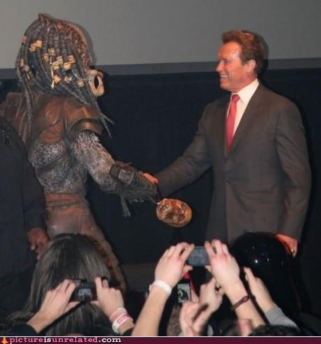 Arnold Scwharzenegger,Movie,Predator