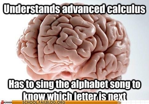 Stupid Brain