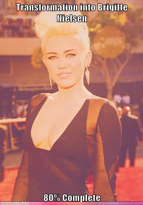 celeb,funny,miley cyrus,mtv,Music,vmas 2012