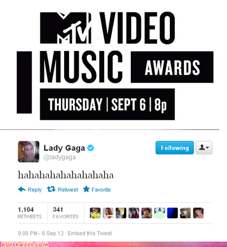 Not a REAL VMA Without the Queen