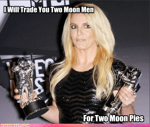 We Know, Britney... We Know.