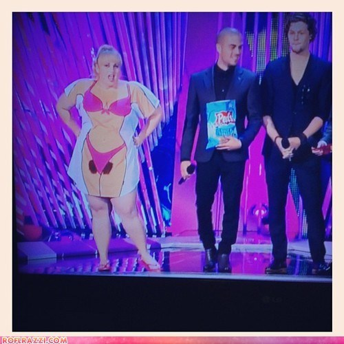 actor,funny,mtv,rebel wilson,vmas 2012