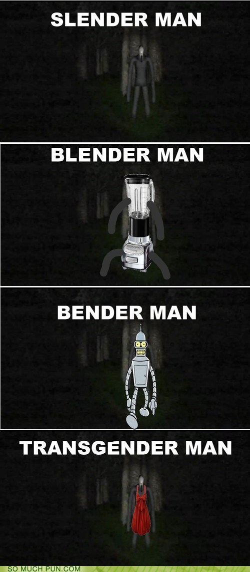 Blender Man Sounds Absolutely Terrifying