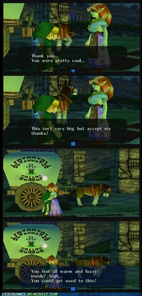 Great Moment in Majora's Mask