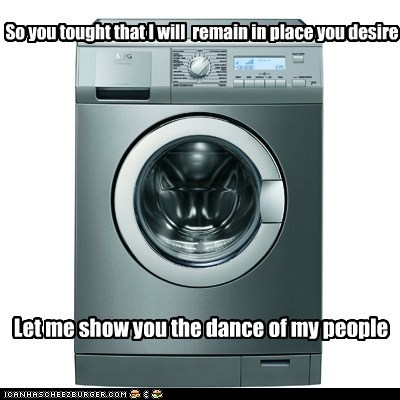 Smartass washing machine