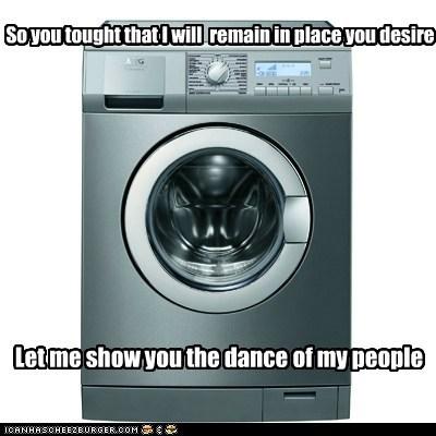 Smartass washing machine