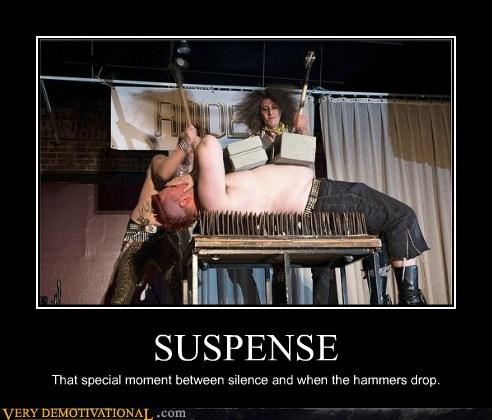 hammers,suspense,wtf